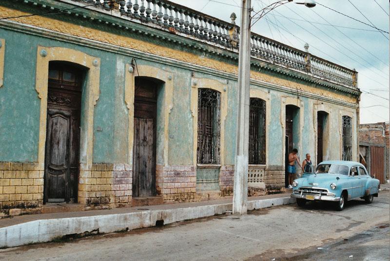 10. Délavé cubain