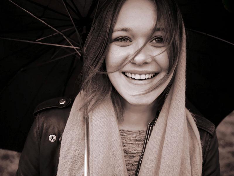 12. Grand sourire
