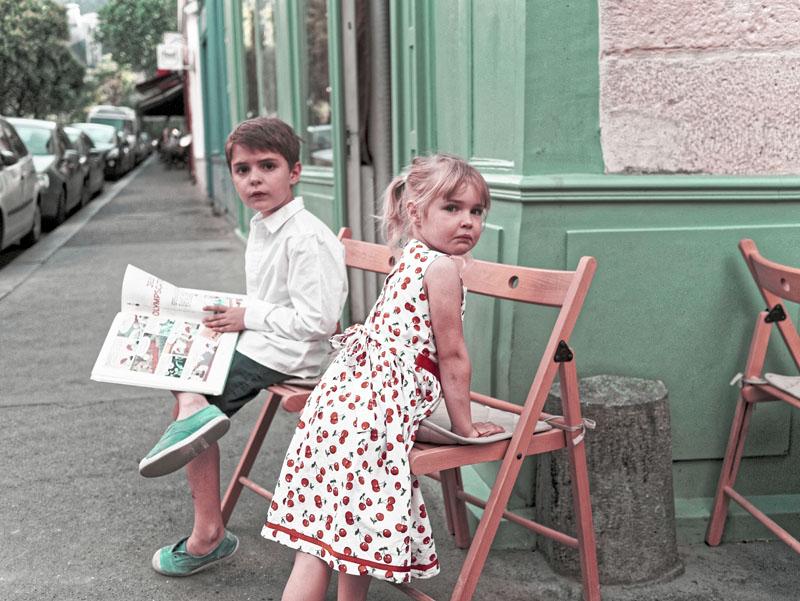 15b. l'enfance en vert pastel