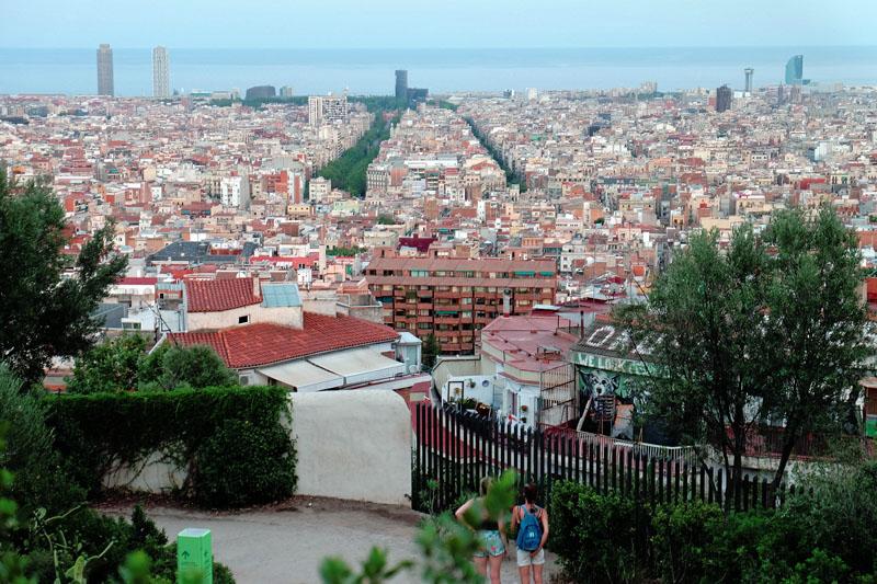 16. Barcelone