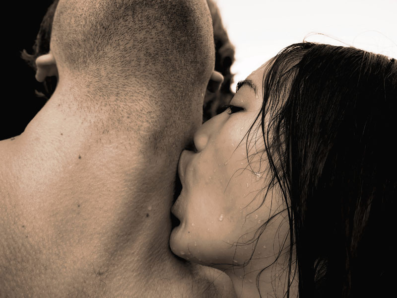 49. Kiss cou