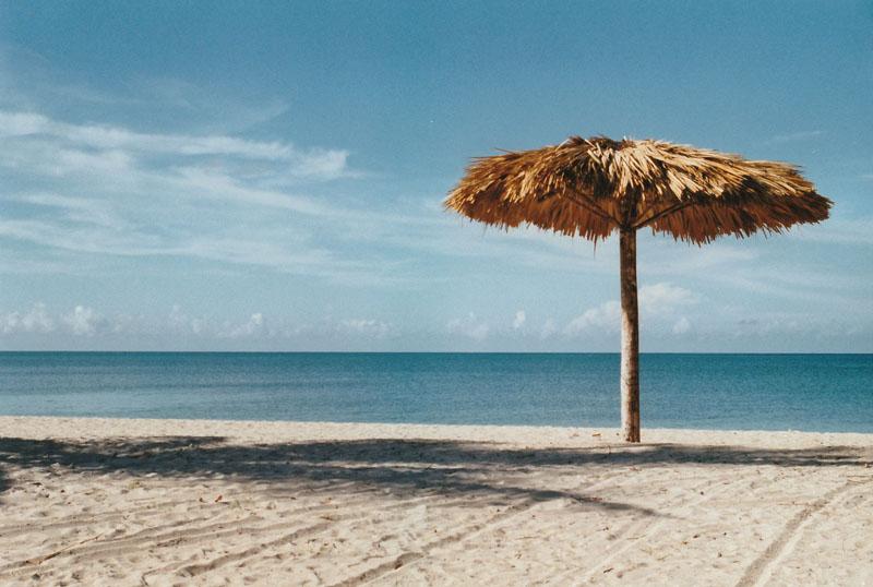 6. Playa blanca