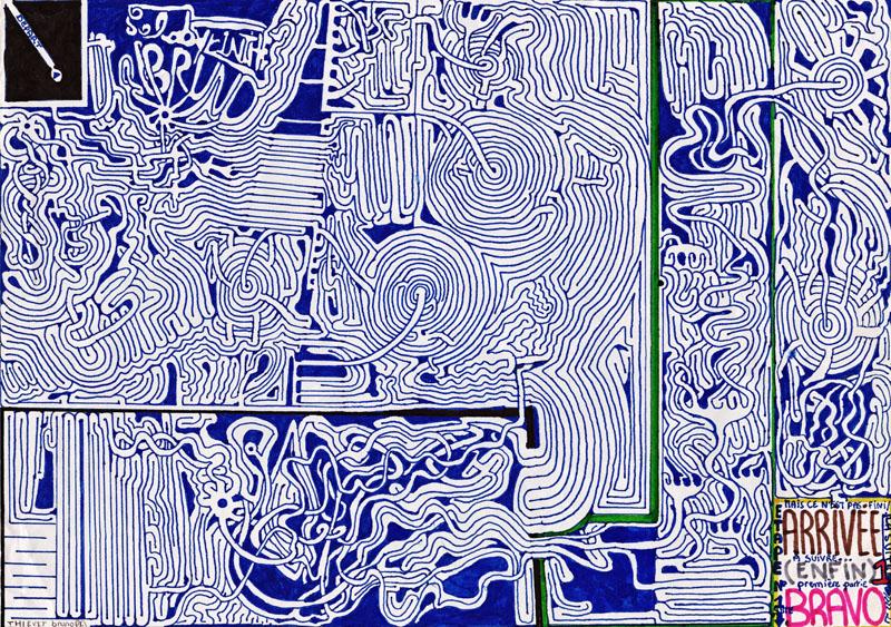 4. Labyrinthe A