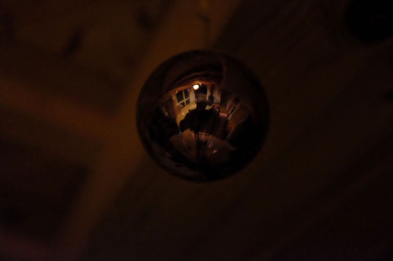 reflet de soir