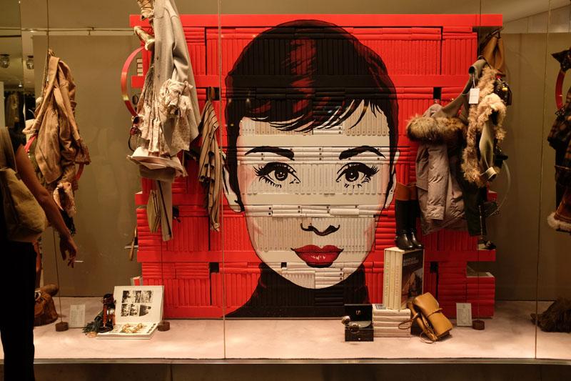 Audrey la rouge