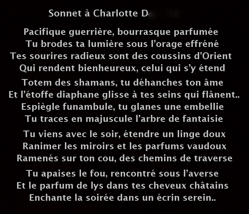 Sonnet CHa