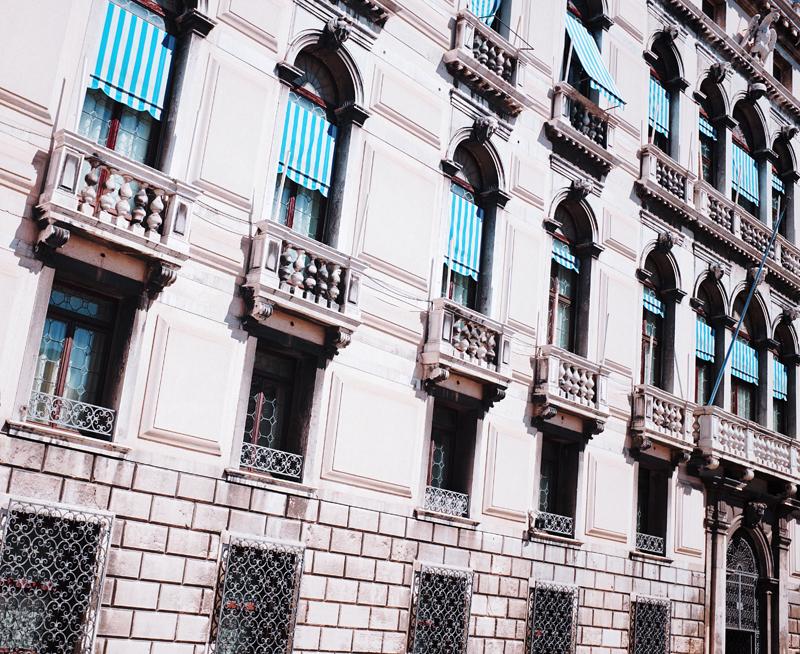 façade Vénitienne